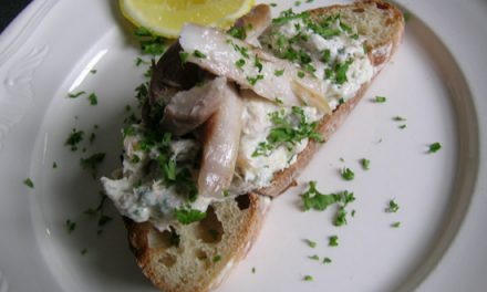 Bradley Smoked Mackerel Pate