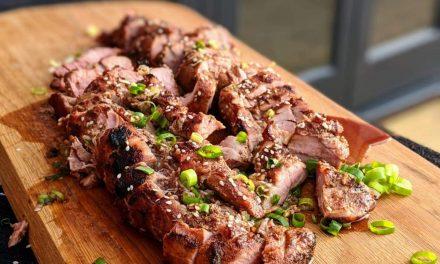 Asian Style Pork Loin